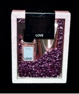VICTORIA'S SECRET Love Fragrance Body Mist & Lotion NEW Mini Gift Set - $18.49