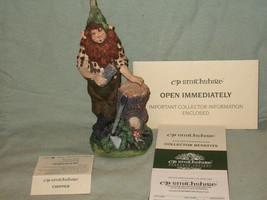 VINTAGE CP SMITHSHIRE 73216000 CHIPPER GNOME NIB - $24.00