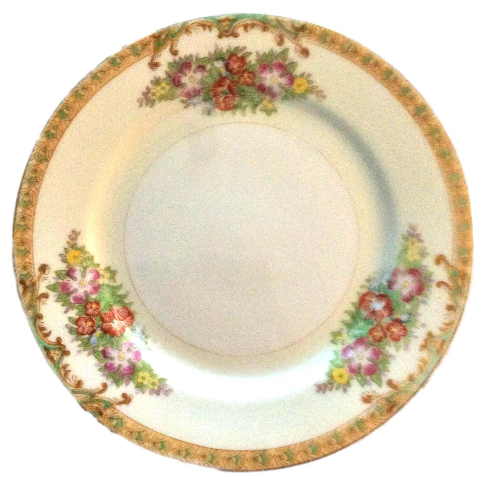 Primary image for Decorative Plate Vintage | Diamond China Plate | Salad Dish
