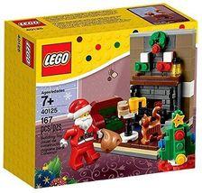 LEGO 40125 Christmas Holiday SANTA'S VISIT Set [New] Building Toy - $29.58