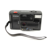 Olympus Supertrip Compact Camera with Zuiko 35mm f/4 Lens c.1985-86 - $69.30
