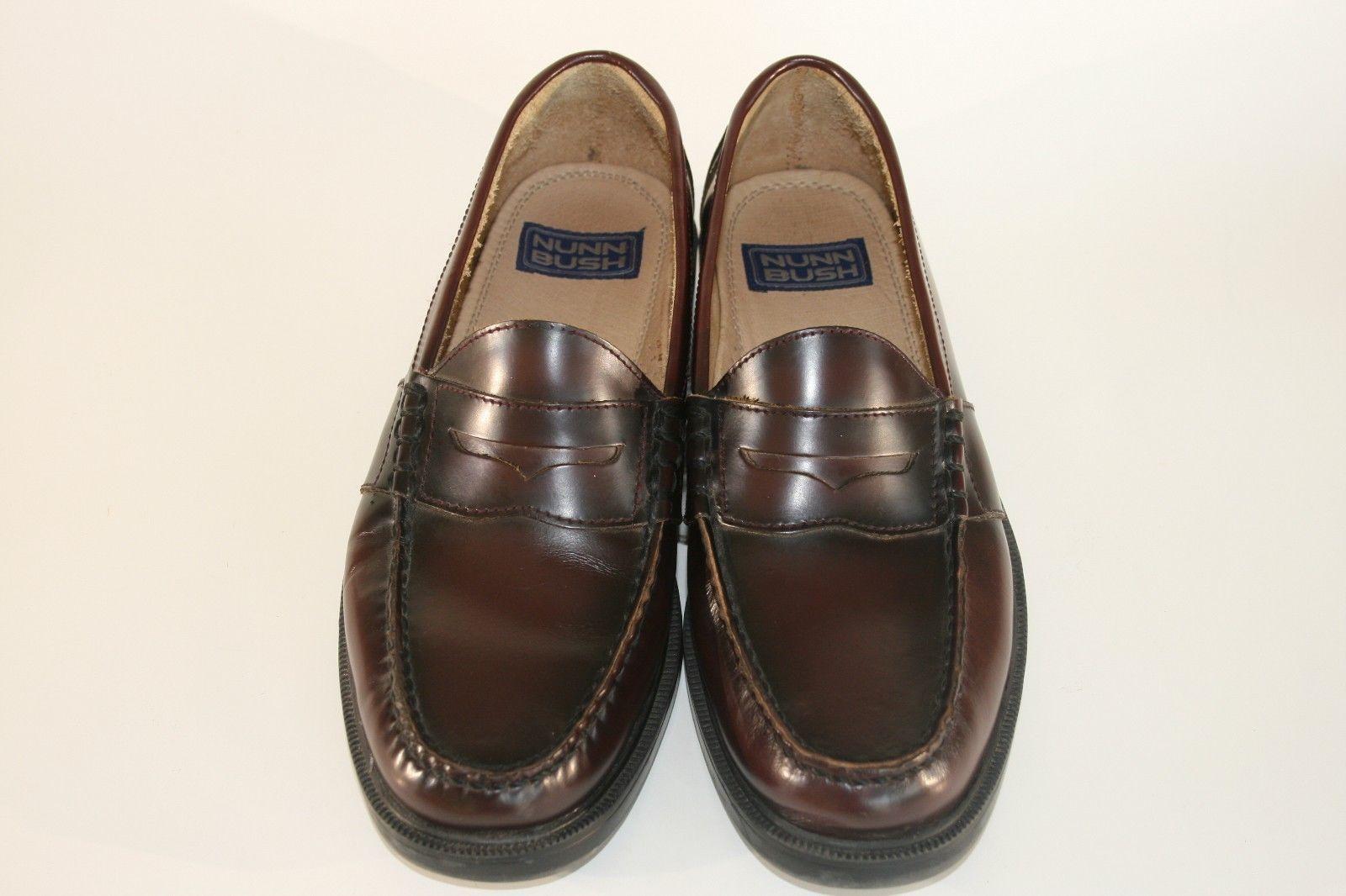 bdfe1643bb3 Nunn Bush Lincoln Mens Burgundy Leather and similar items. 57