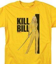Kill Bill Volume 1 Thurman Carradine 2003 Mystery Movie graphic t-shirt MIRA106 image 3