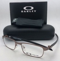 New OAKLEY Eyeglasses TINCUP CARBON OX5094-0350 50-17 Powder Toast-Carbo... - $299.99