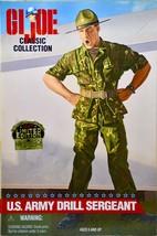 1997 - Hasbro - G.I. Joe - U.S. Army Drill Sergeant - 12 In. Action Figu... - $34.99