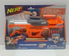 Nerf Gun N-Strike Elite AccuStrike Series FalconFire New Darts Hasbro To... - $22.53