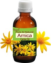 Arnica Oil- Pure & Natural Carrier Oil- 50ml Arnica Montana by Bangota - $16.60