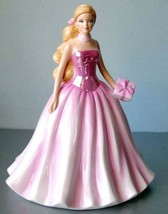 Royal Doulton Barbie Birthday Wishes Figurine HN5532 Limited Edition New - $224.90