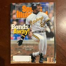 Sports Illustrated Magazine May 4 1992 Barry Bonds Pirates MLB Vintage B... - $3.96