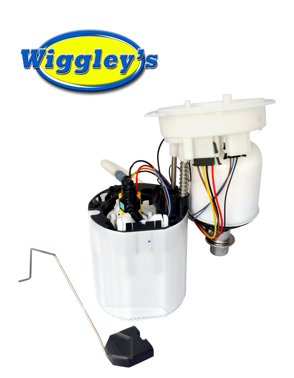 FUEL PUMP MODULE ASSEMBLY TYC 150339 FOR 12 13 14 15 16 17 18 AUDI A6 A7 L4 V6