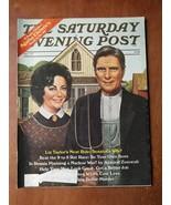 Saturday Evening Post November 1977 - Elizabeth Taylor - Russia Nuclear War - $6.64