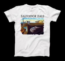Salvador Dali The Persistence of Memory 1931 Artwork T-Shirt - $19.75+