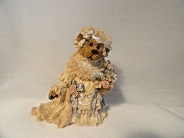 Bailey the Bride Boyds Bear with Original Box - $7.99