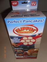 Perfect Pancake pancake maker Flippin Fantastic & omelet maker NIB - $8.32 CAD