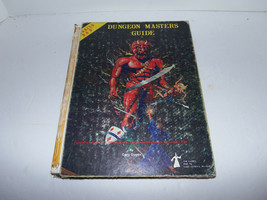 Vintage 1979 Advanced D&D Dungeons and Dragons Revised Edt Dungeon Masters Guide - $118.75