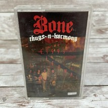 Bone Thugs-N-Harmony E 1999 Eternal Cassette Tap Ruthless Records - $34.60