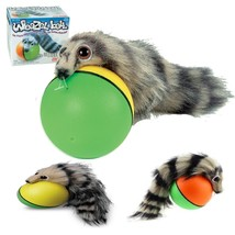 Weazel Balls Original Rolling Motorized Novelty Joke Pet Ball (LOT OF 6X) - $37.62