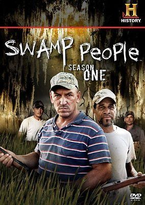 Swamp ALL Seasons 1-6 Complete Series DVD Set Collection TV Show Lot History Box