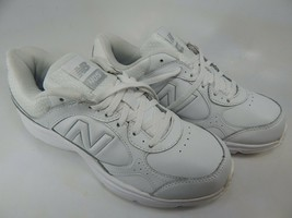 New Balance 405 Size 7 M (B) EU 37.5 Women's Walking Shoes White WW405SW2