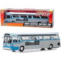 1960\'s General Motors TDH #33 Intercity Bus Lines (Santa Monica, Califo... - $66.52