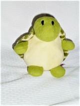 "CIRCO TURTLE plush stuffed amimal toy standing green yellow 2012 7""H - $49.49"