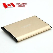 "2.5"" 160GB/160G Portable External Hard Drive Black USB 2.0 For Laptop/De... - $33.45"