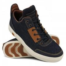 Canvas Dark Shoes A1FNJ Denim Timberland Amherst Chukka Women's 7qPqEwz