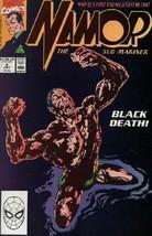 Namor Sub-Mariner #4 F/VF 1990 Marvel Comic Book - $0.97
