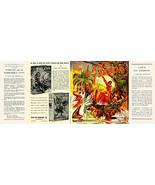 Burroughs, Edgar Rice. LAND OF TERROR facsimile dust jacket 1st burrough... - $33.76