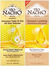 Tio Nacho All Day Volume Natural Lightening Shampoo and Conditioner Duo ... - $24.45