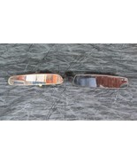 VINTAGE FORD FOMOCO NITE DAY REARVIEW MIRROR & ANOTHER FORD MIRROR - $26.78