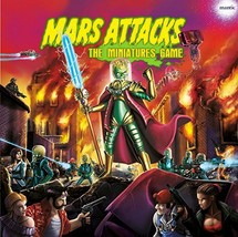 Mars Attacks: The Miniatures Game - $83.57