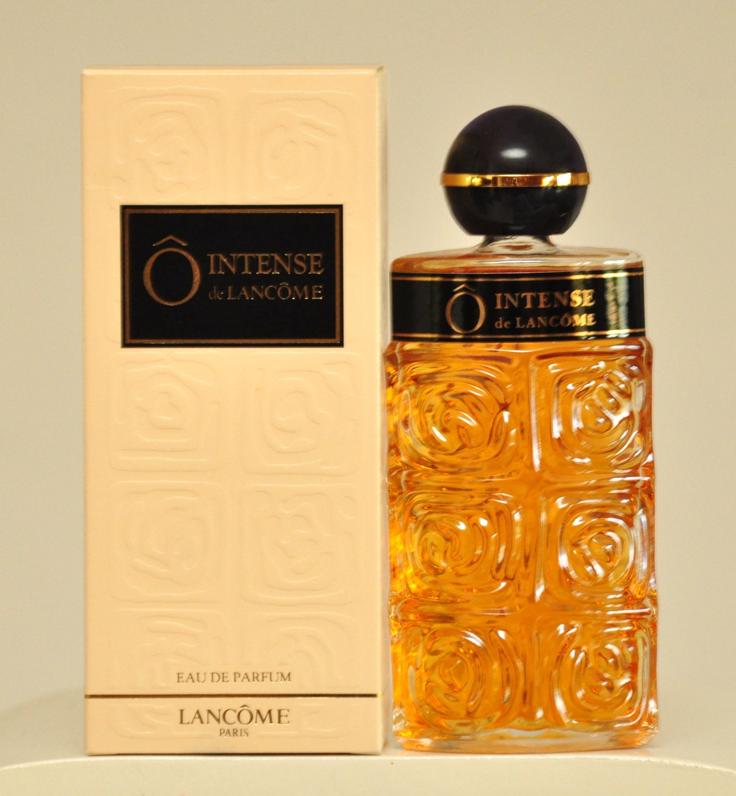 Primary image for Lancome O Intense Eau de Parfum Edp 100ml 3.4 Fl. Oz. Splash Vintage Old 1986