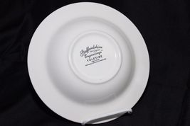 Staffordshire Engravings Yuletide Green Salad Plates and Soup Bowls image 5