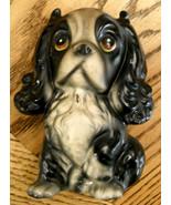 Brinn's Pittsburgh Cocker Spaniel Figurine Paper Label Collectible Porce... - $23.71