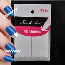 AAA:  3 PCS of  #16 Stickers For Nail Art w/Free 1 Roll Striping Tape Line Nail - $2.48