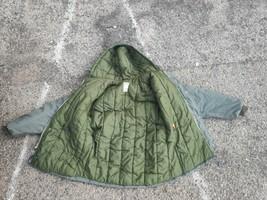 vintage dubon parka Jacket  coat  IDF Israeli Army zahal size medium ultra rare - $148.49