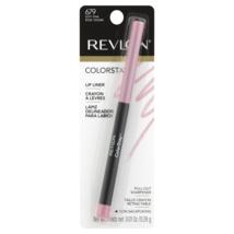 New Revlon Colorstay Lipliner (Lip Liner) 679 Soft Pink, With Sharpener - $5.89