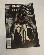 The X-Files Night Lights Part 2 Carter Vol. 1 #19 Topps Comics June 1996 - $5.99