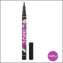 Divas Finest Line Waterproof Blue Brown Purple Black Liquid Eye Liner Pencil  image 3