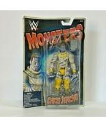 Mattel's WWE Monsters Chris Jericho Action Figure - $18.70
