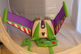 Disney Pixar Toy Story Buzz Lightyear Jet Wing Pack w/ Sounds Movement - $46.39