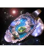 HAUNTED NECKLACE YOU CAN BECOME WHAT YOU WISH RARE  MAGICK SECRET OOAK M... - $5,607.77