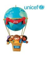 Hallmark A World of Joy Unicef 2010 Ornament - $7.92