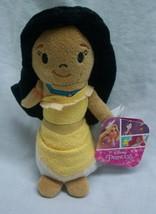 "Disney Princess CUTE LITTLE POCAHONTAS GIRL 5"" Plush STUFFED ANIMAL Toy NEW - $16.34"