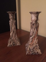 Vintage 1990 Haeger Art Deco American Made Cand... - $39.99