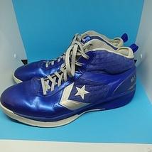 Converse Dr. J Basketball shoes blue size 16 image 4