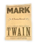 "The Oxford ""A Tramp Abroad"" Mark Twain Paperback Book - $15.83"