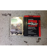 1989 TOYOTA PICK UP TRUCK Service Workshop Repair Shop Manual VOLUME 2 +... - $69.25