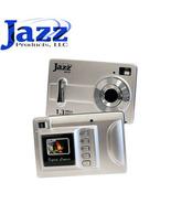 Jazz JDC9 0.1 MP Digital Camera - Silver - $22.99